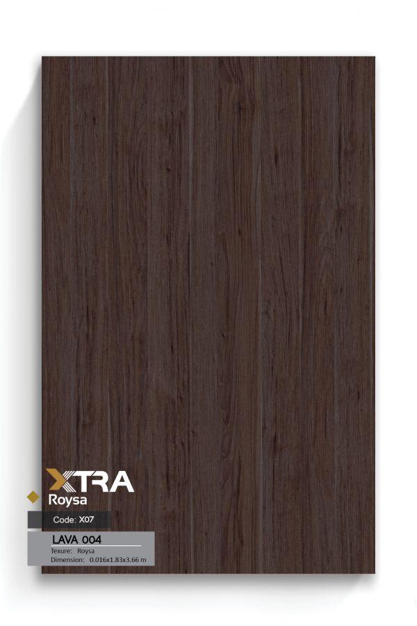 ام دی اف XTRA ROYSA-X07 Lava 004