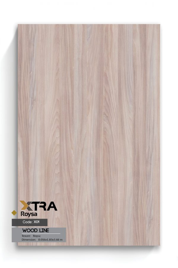 XTRA X01 WOOD LINE وود لاین