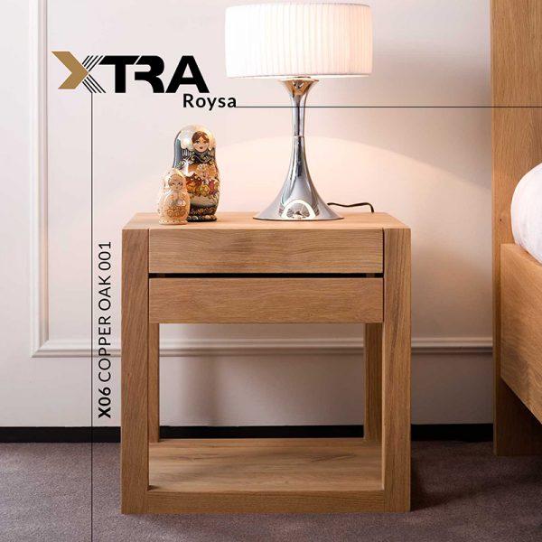 XTRA X06 Blake Oak 001 Copper Oak 001